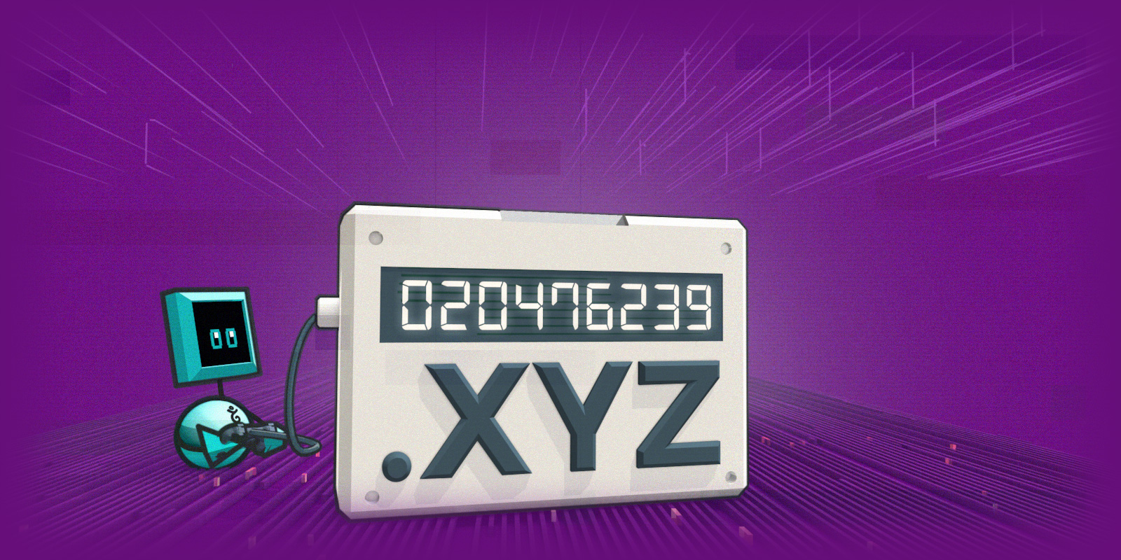 Introducing the 1.111B Class of .xyz domains