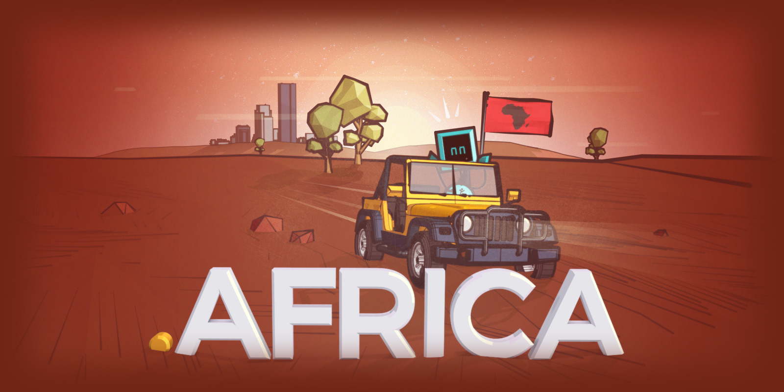 The rush to register .africa domains