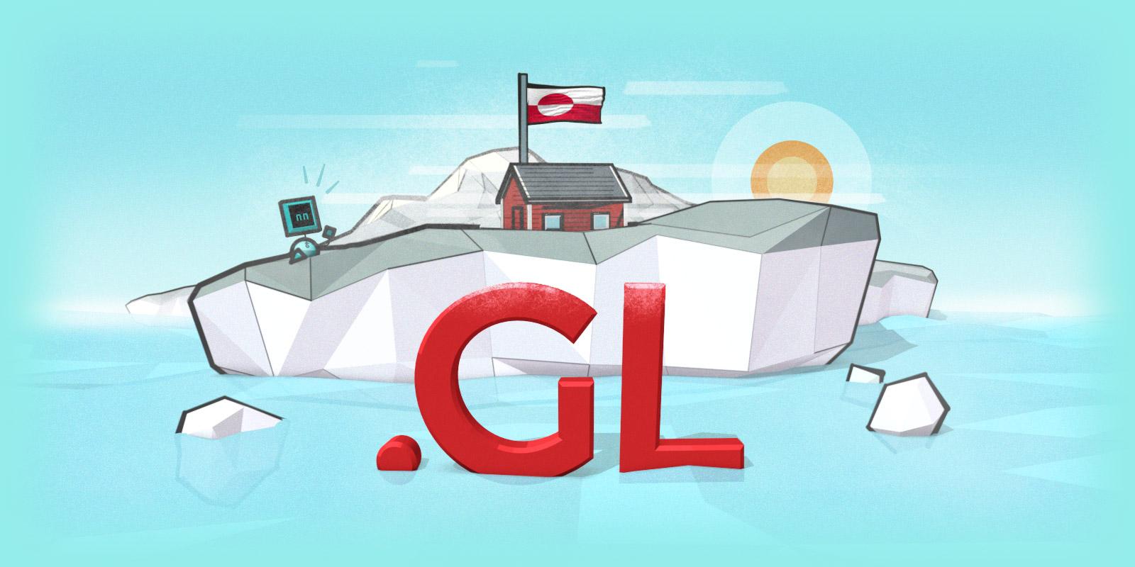 现在开始非使用 Gandi 企业户服务的客户也可以注册 .GL 域名