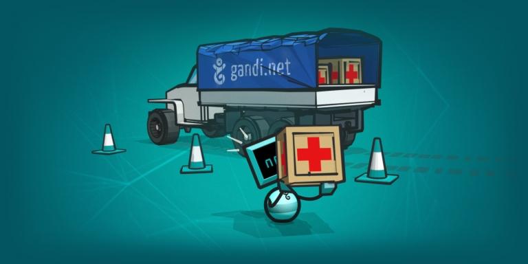 Image result for gandi hosting