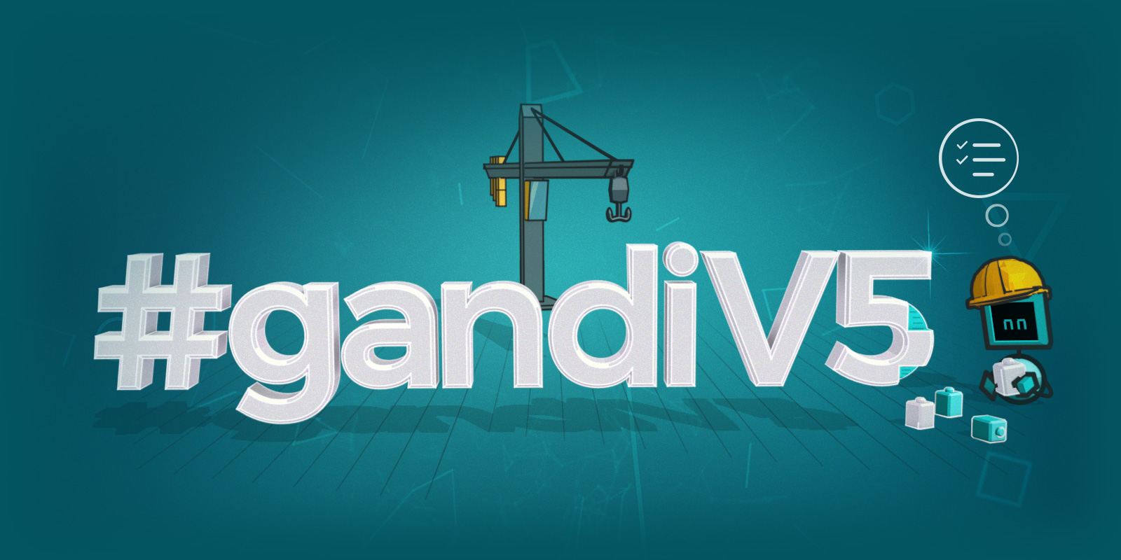 Gandi Picture English gandiv5 gets a new dashboard | gandi news