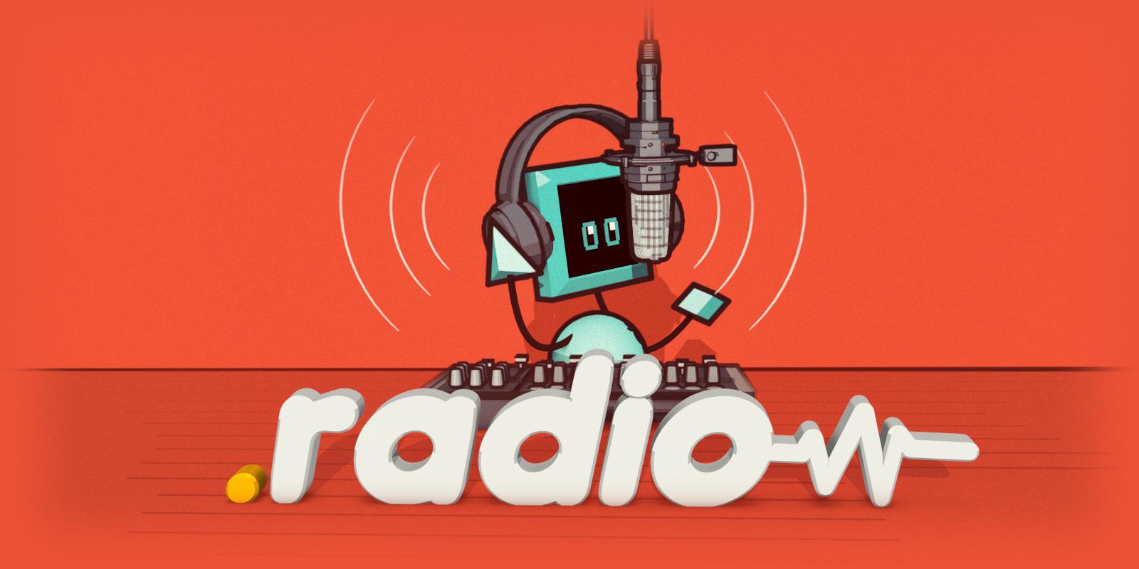 广播界的专用域名 .radio 进入日升期