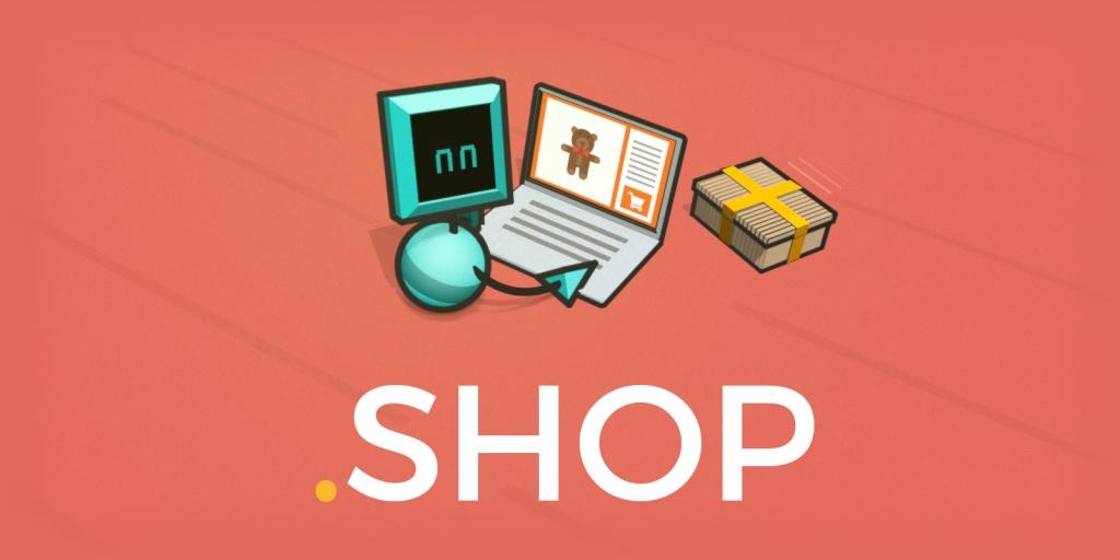 Establezca su .shop este septiembre | Gandi News