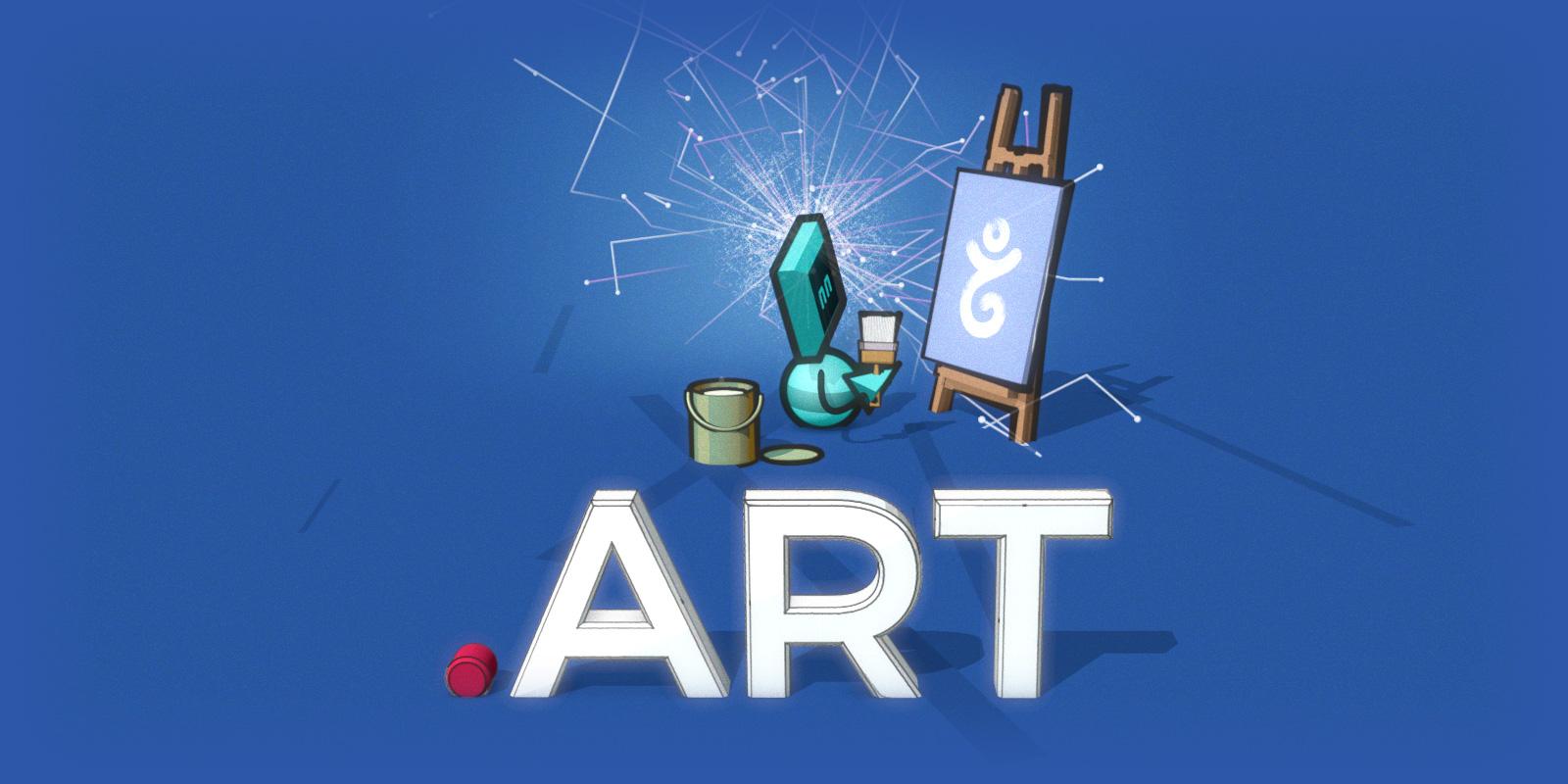 El registro de dominios .art está en promoción