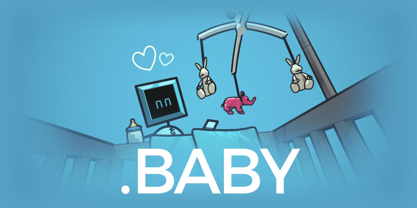 .BABY 在這裡!