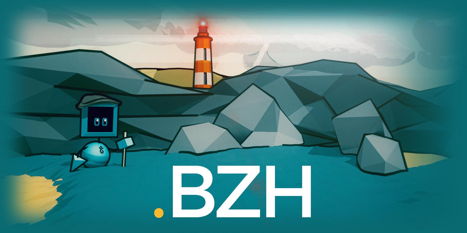 Cap sur la promotion du .BZH !