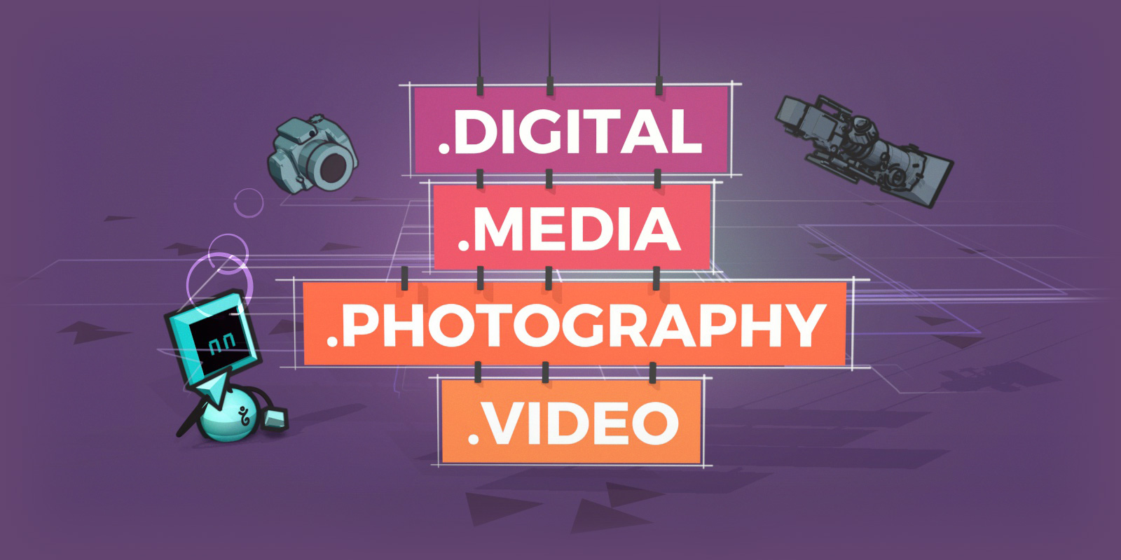 创意数位媒体专用域名注册优惠