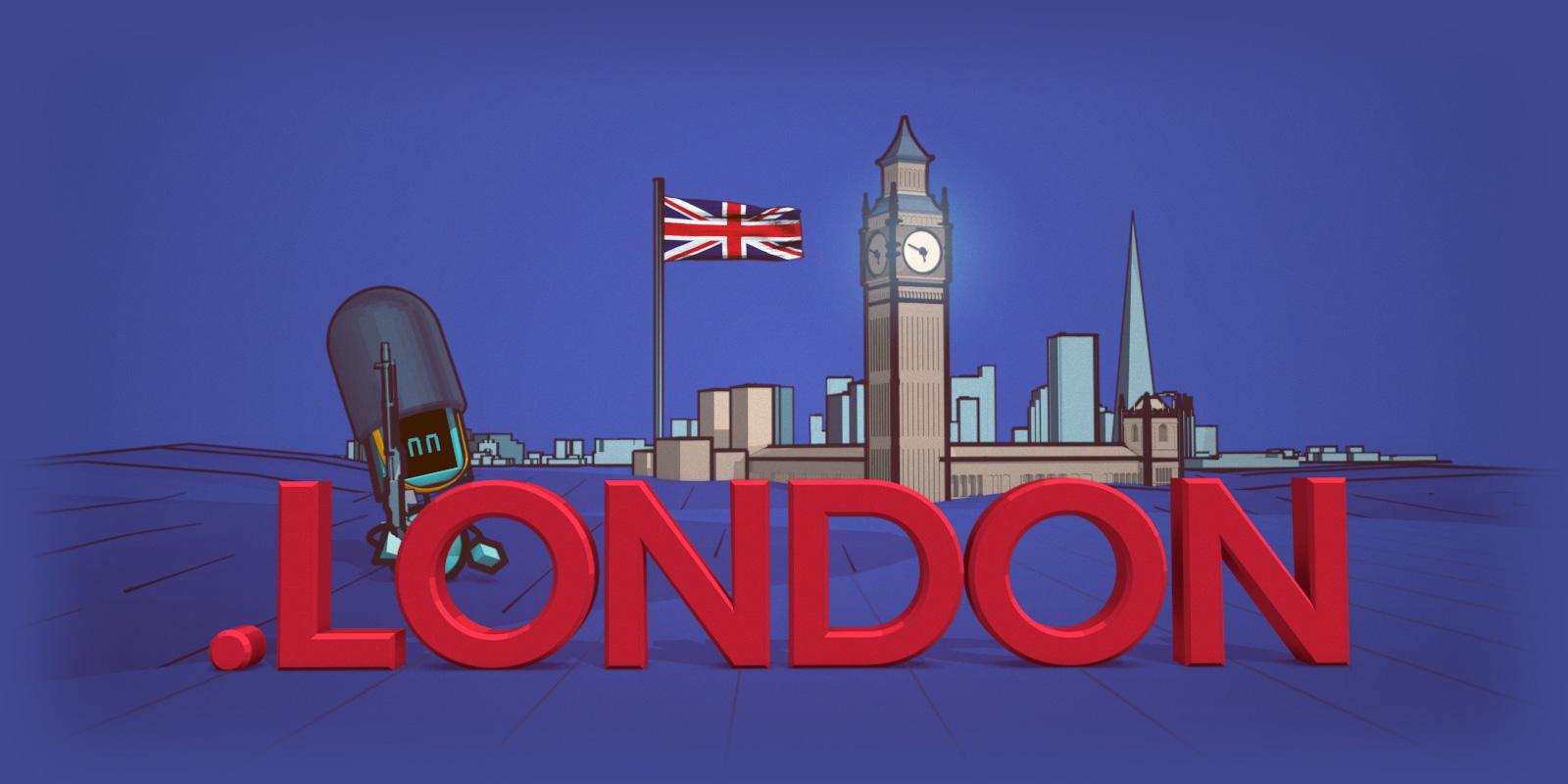夏の .london セール