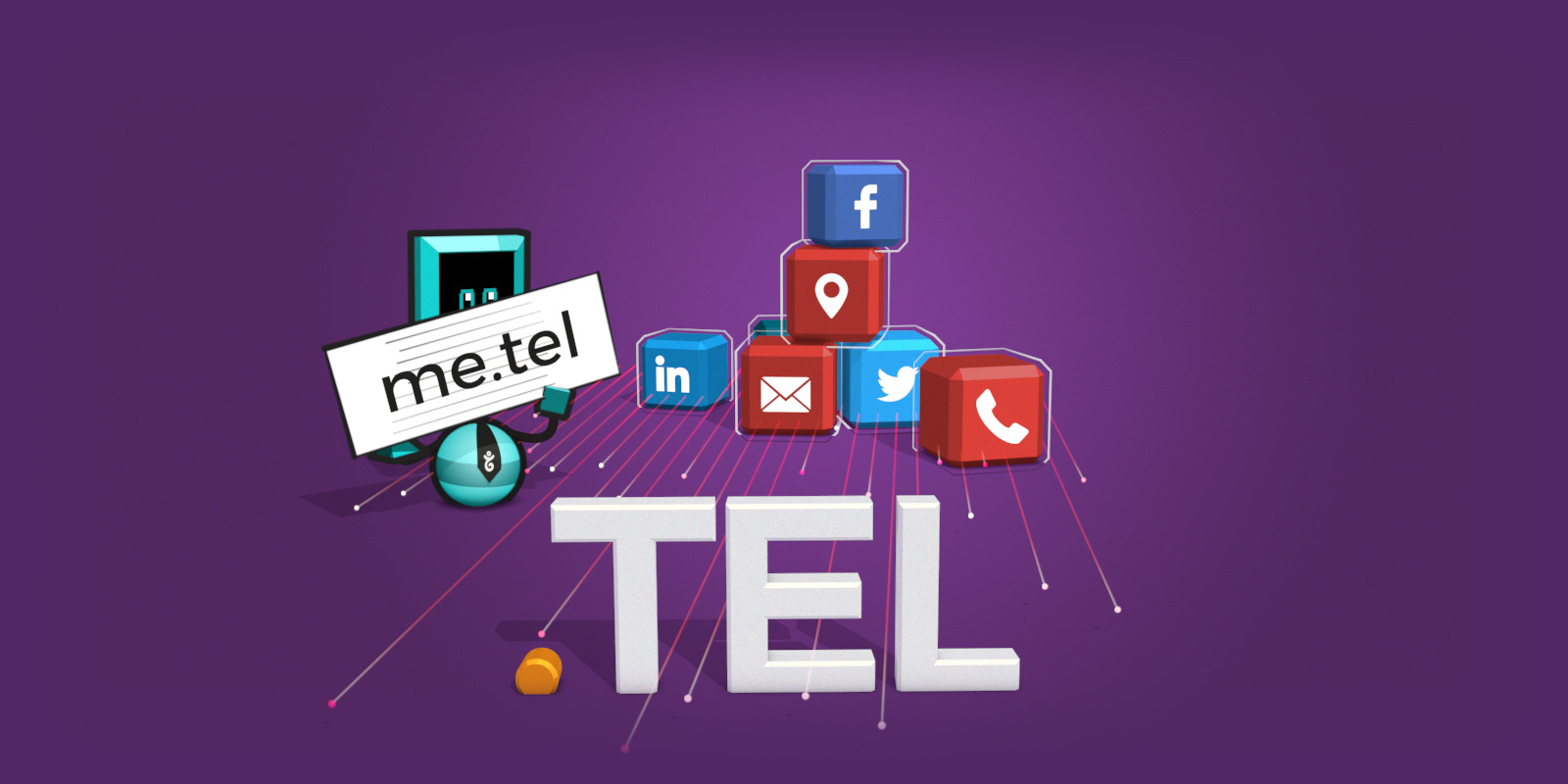 Let us tell you about .tel