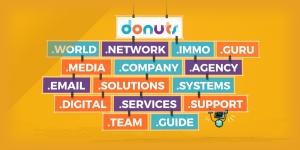 domains donuts