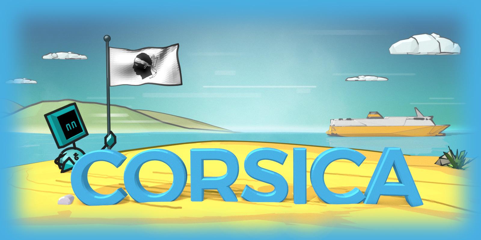 .CORSICA 高價域名釋出