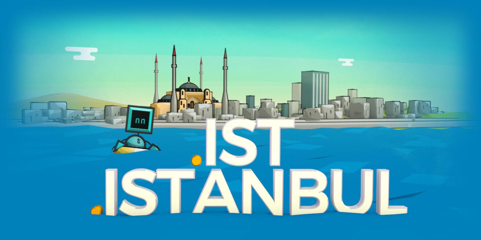 .ist と .istanbul の割引期間が延長されました!