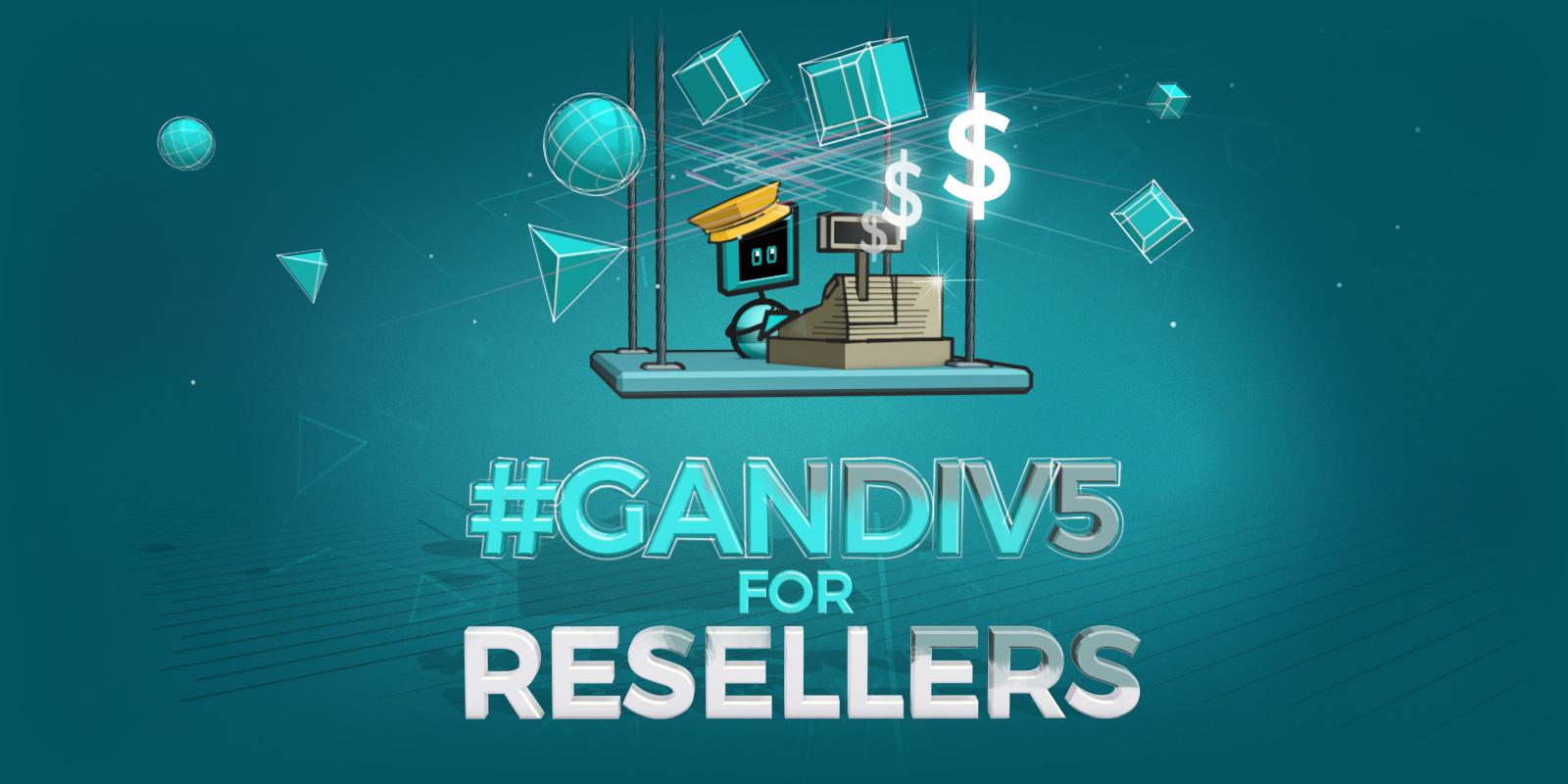 #GandiV5 : ouverture en beta à nos clients revendeurs