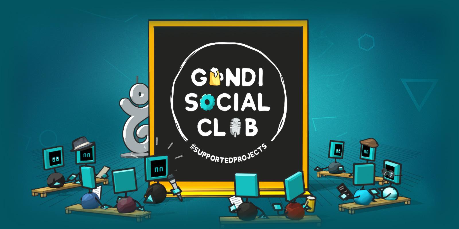 Gandi Social Club, un evento que hace bien!