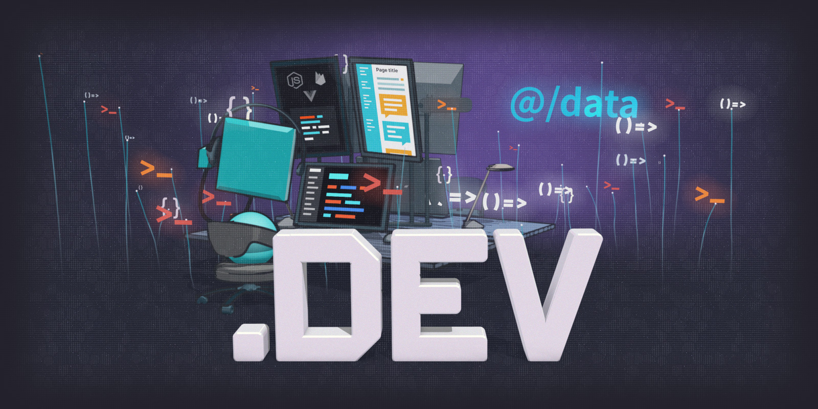 Reserve your .dev domain now!