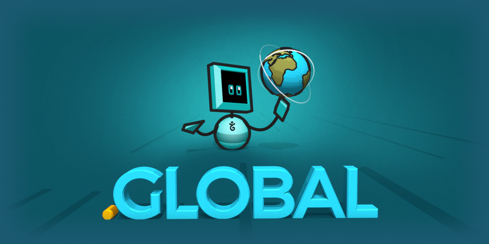 Take your website .global for ONLY $19.99 now!