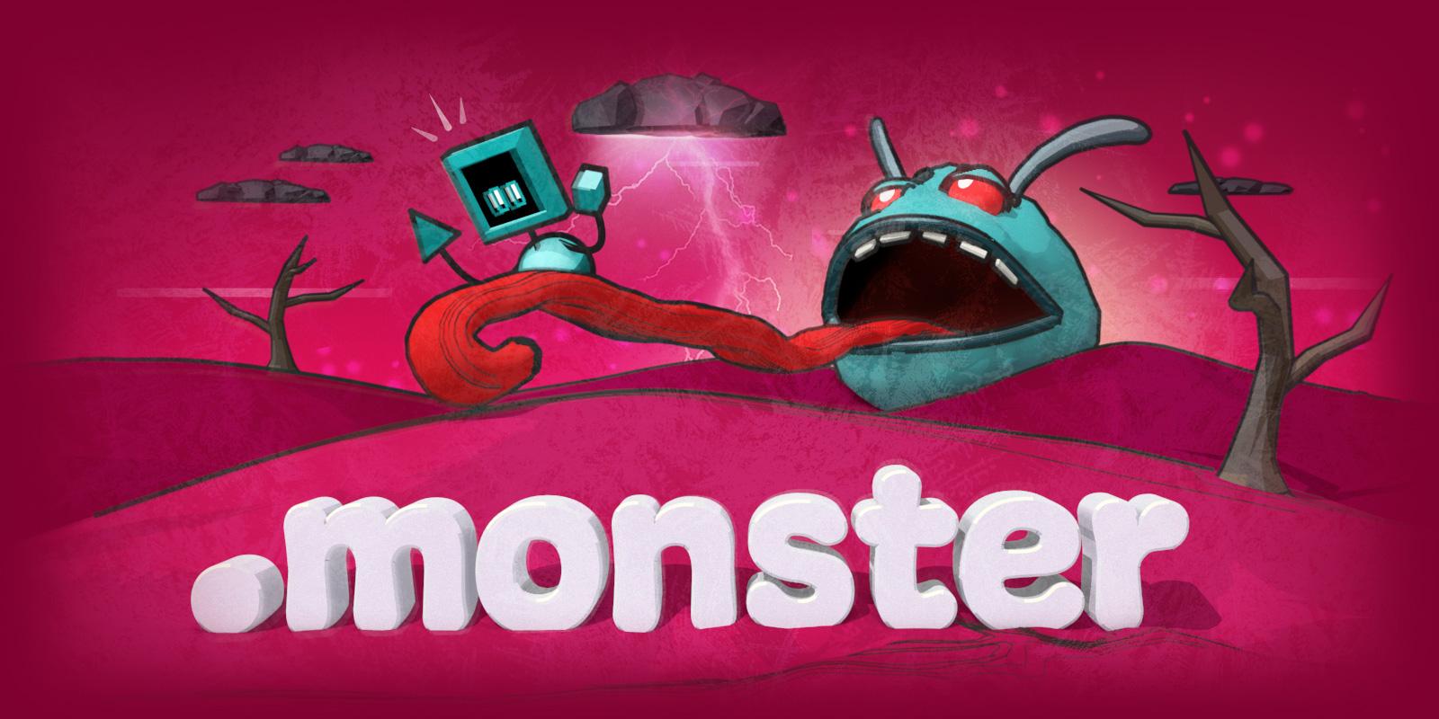 怪兽(.MONSTER)来了!