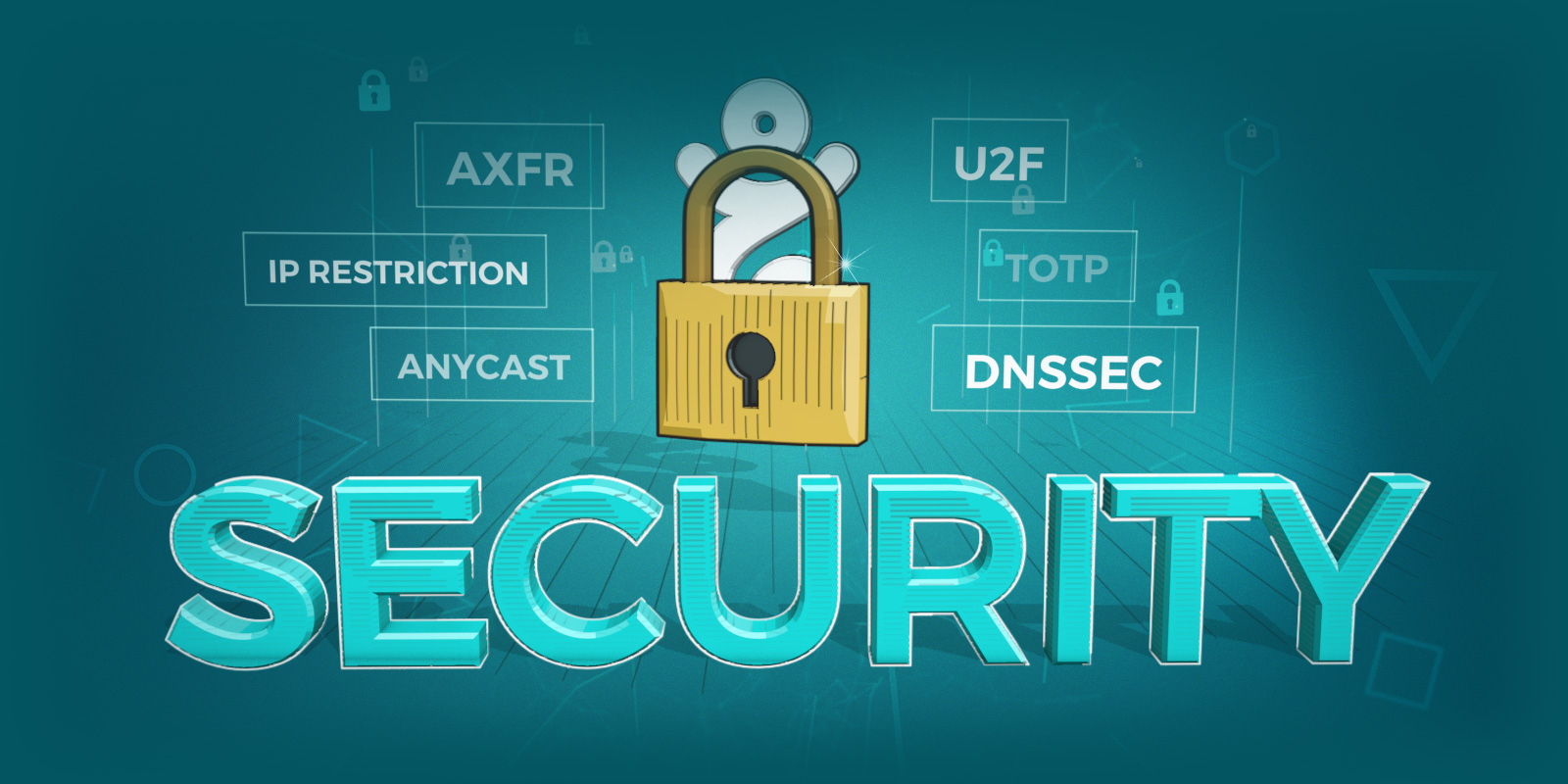 Take control of the security of your domains
