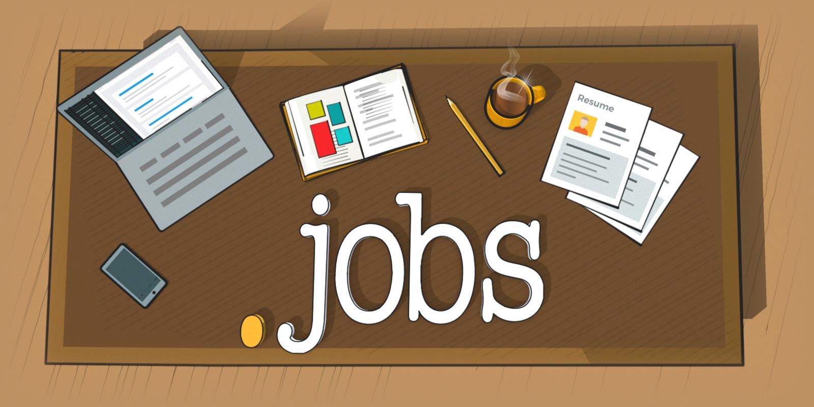 .jobs のプレミアムドメインを登録できるようになります!