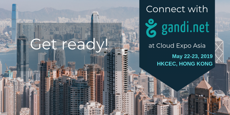 Gandi Cloud Expo Asia 2019