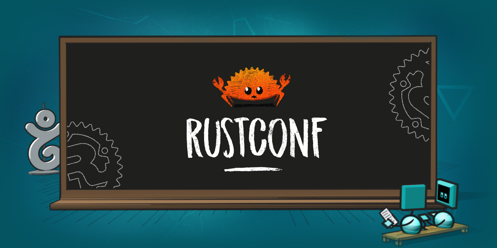 Gandi at Rustconf 2019