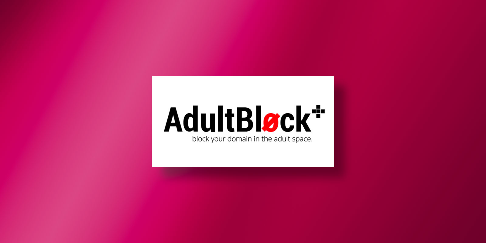 The AdultBlock protection service extends trademark eligibility