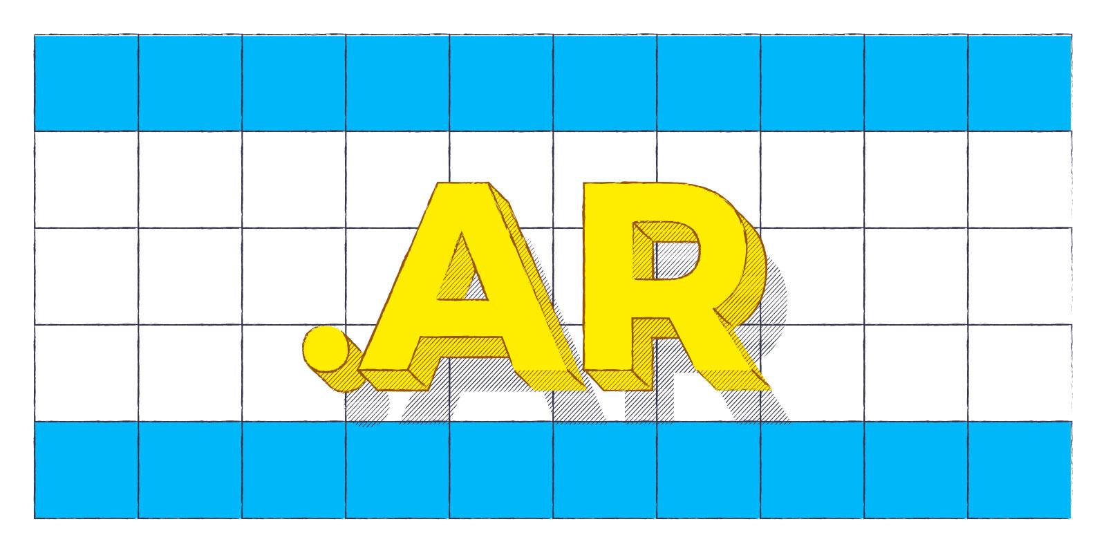 Argentina now has .ar