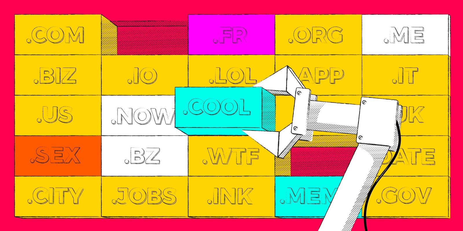 Comment vendre des noms de domaine sur son propre site ?