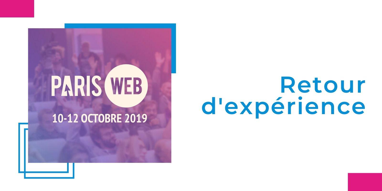 Web et accessibilité : ce qu'il fallait retenir lors de Paris Web 2019