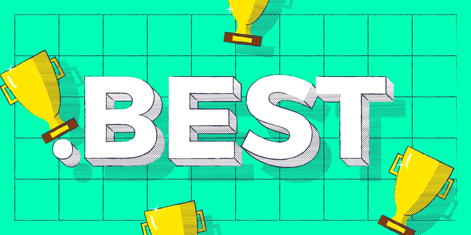 2021 年註册最 .best 的域名只要原价 3 折!