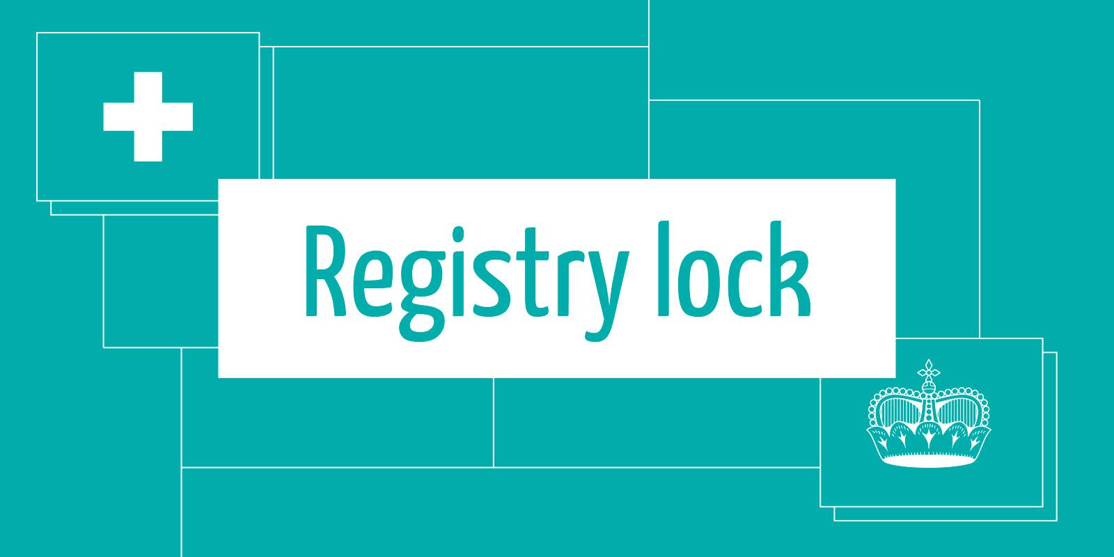 Proteja sus nombres de dominio suizos y liechtensteinianos con Registry Lock
