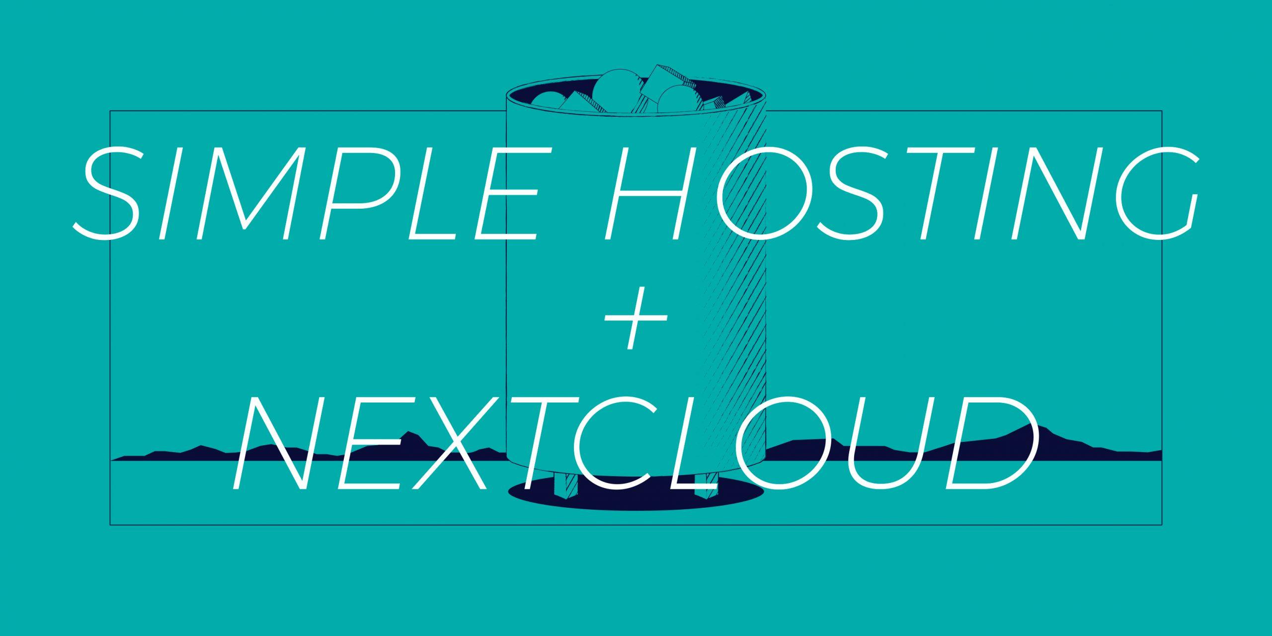 Comment installer Nextcloud sur Gandi Simple Hosting ?