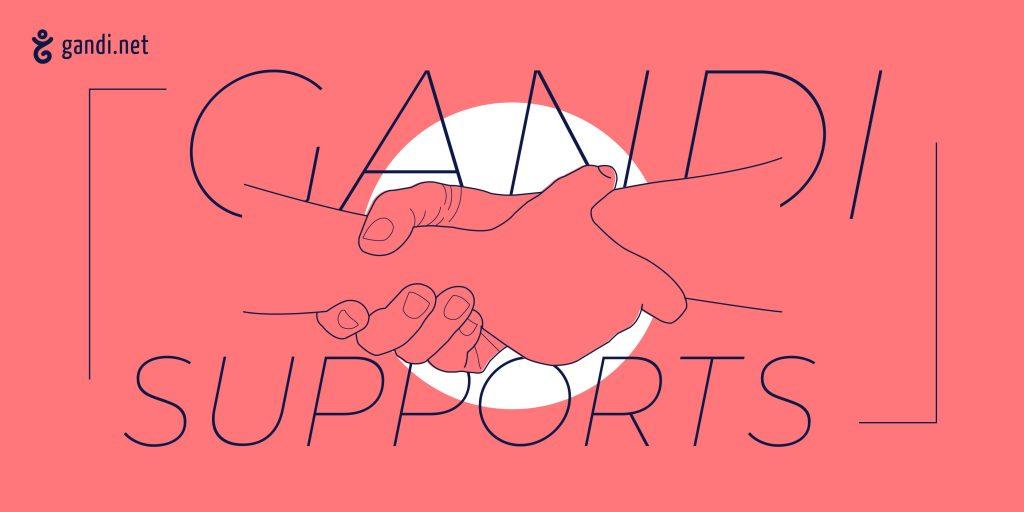Gandi soutient l'association ADIE