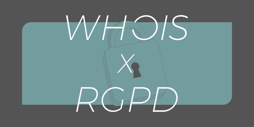 Whois et RGPD