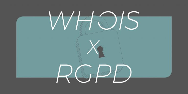 Whois and GDPR