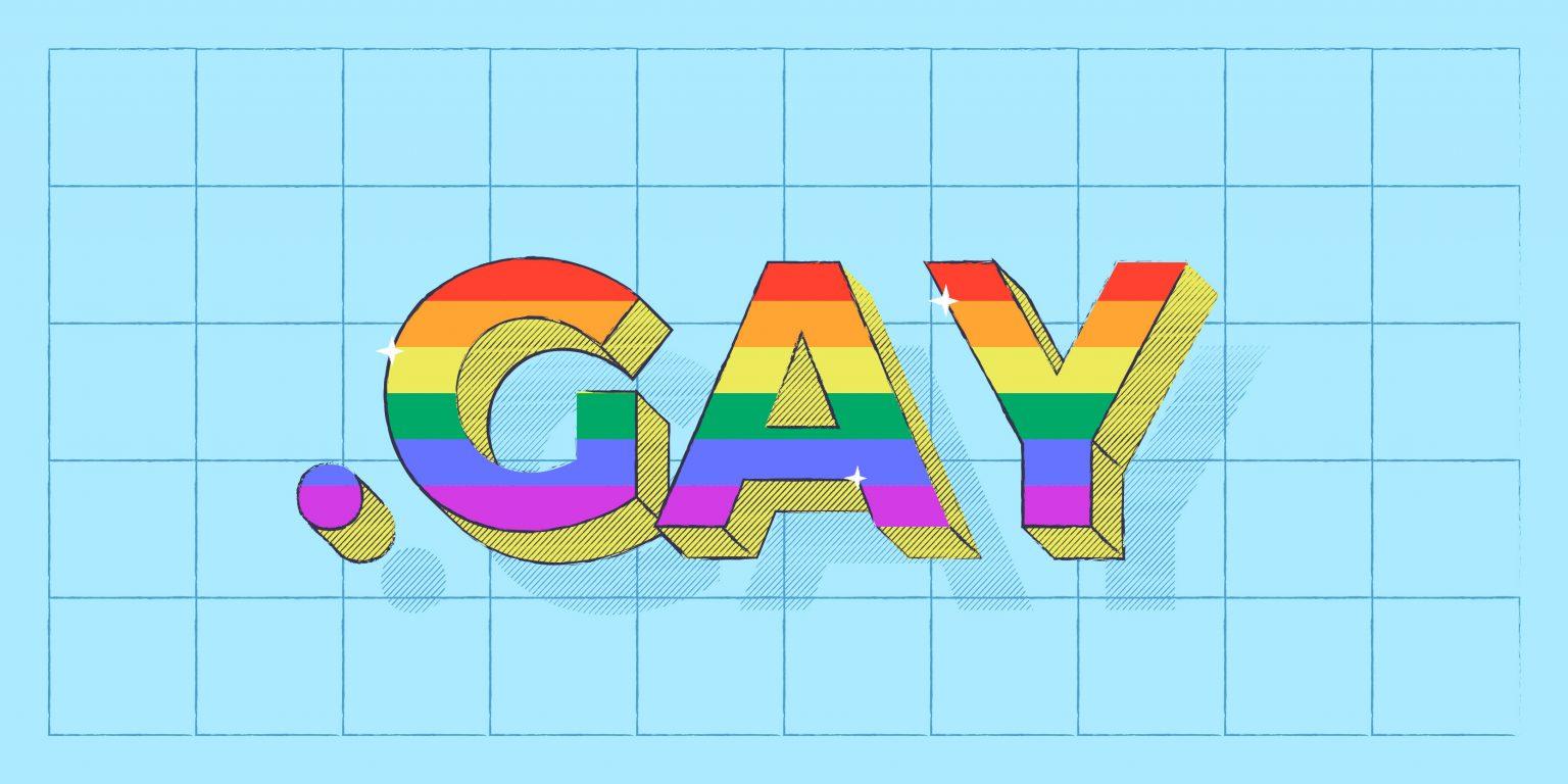 Le .GAY est désormais en Landrush !