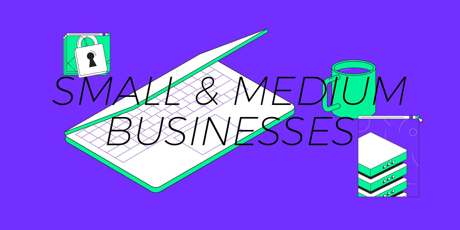 Gandi 為中小型企業提供的客製方案服務