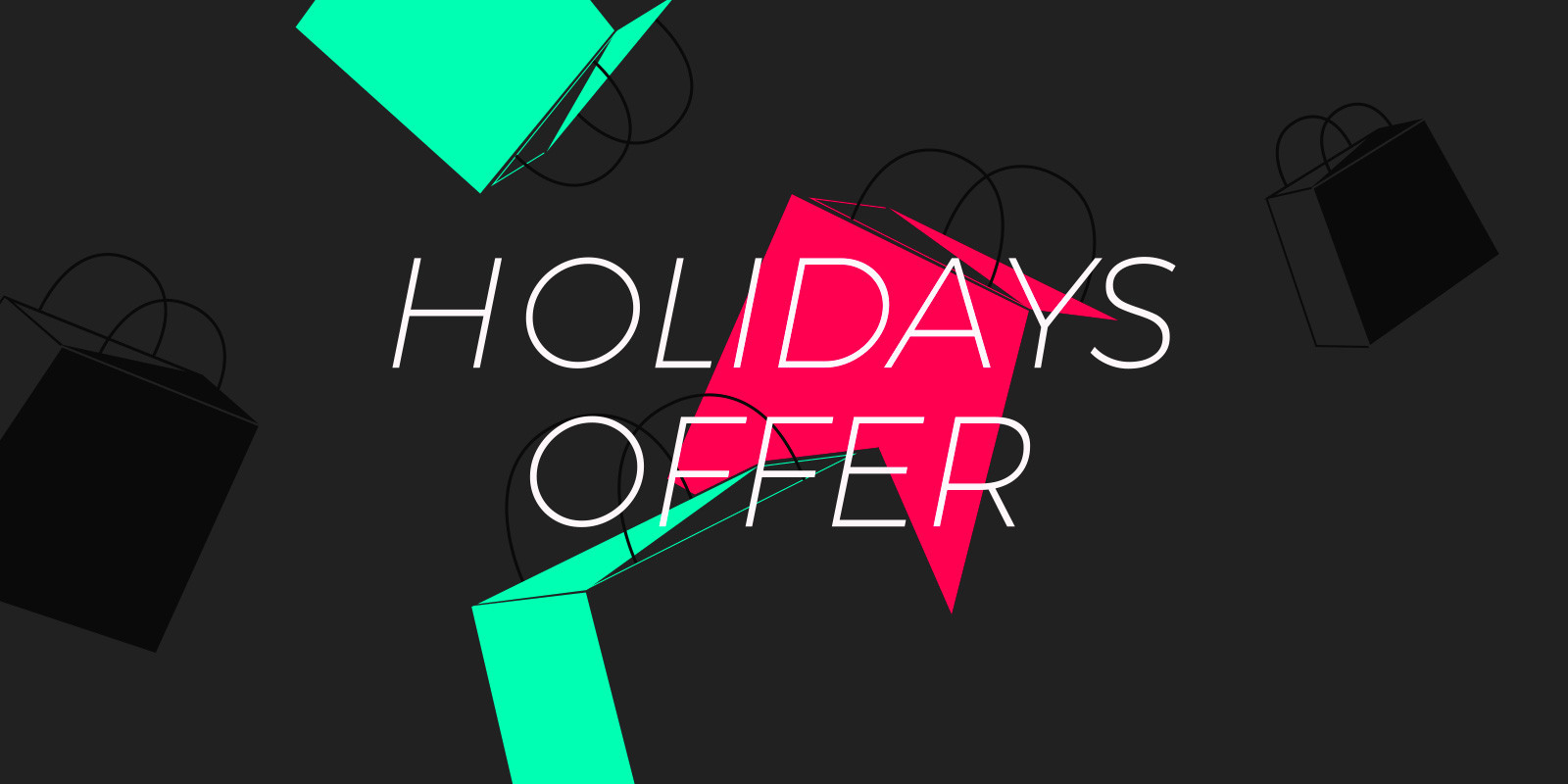 Get your site ready for .blackfriday and .christmas this October!