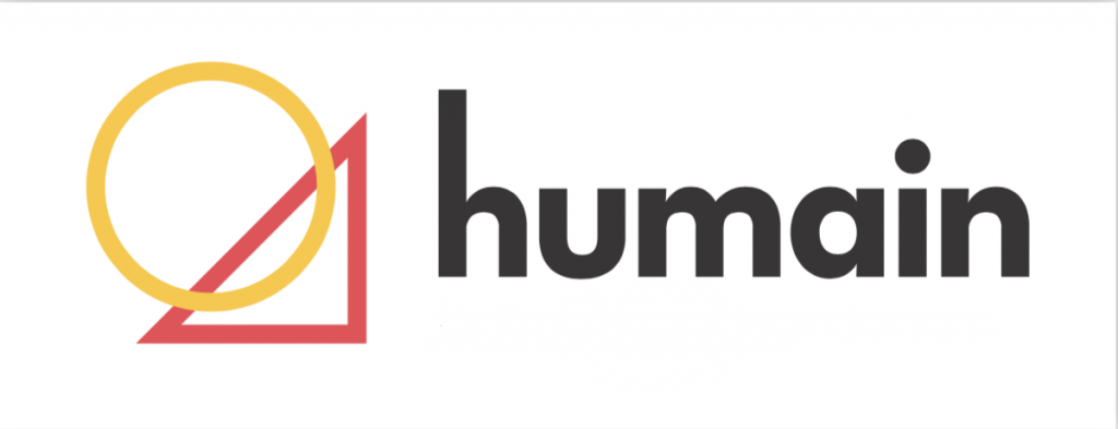 Logo Humain_Gandi Supported Project