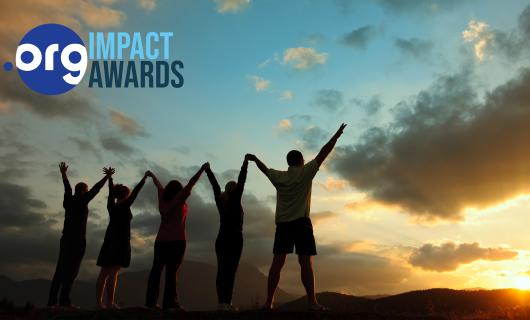 Gandi Supports: Org Impact Awards