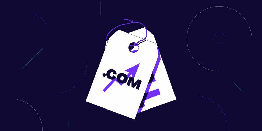 .com pricing increase sept 21