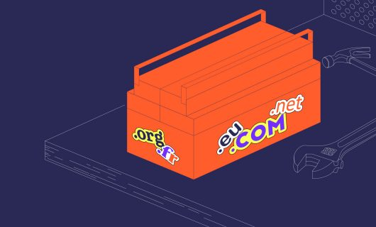 What can you do with a domain name?