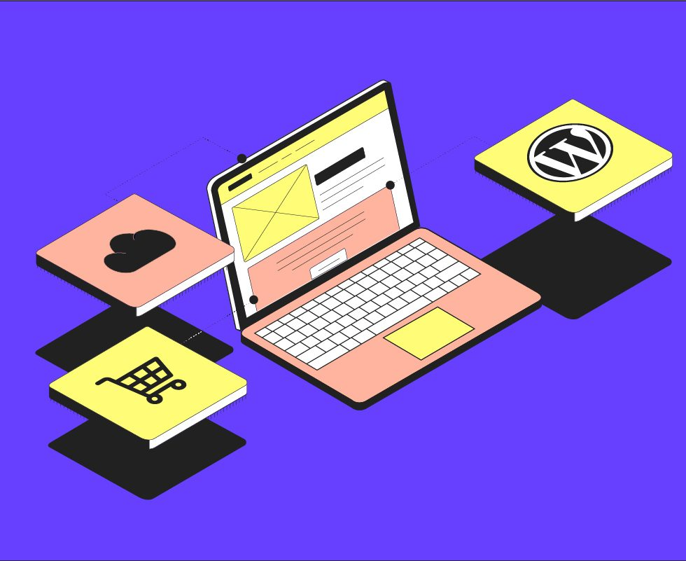 Simple steps to start your WordPress site!